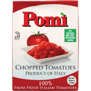 Pomi Chopped Tomatoes -- 26 oz - Vitacost