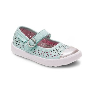 Stride Rite Turquoise SR Poppy Leather Mary Jane | zulily
