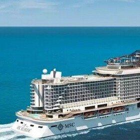 From $4847 Days Mediterranean-West MSC Meraviglia