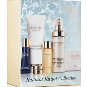 $203.00($273 Value)Cle de Peau Beauté Radiant Ritual Collection @ Nordstrom