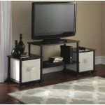 Mainstays No-Tool Assembly 3-Cube Entertainment Center for TVs