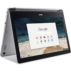 Lowest price! $349.99Acer Chromebook R 13 Convertible, 13.3-inch Full HD Touch, MediaTek MT8173C, 4GB LPDDR3, 32GB, Chrome
