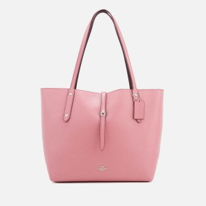 Coach Women's Market Tote Bag - Glitter Rose - Free UK Delivery over £50