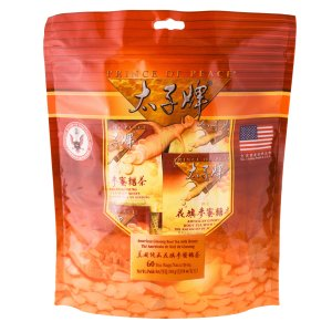 Wisconsin Ginseng Root Teas with Honey