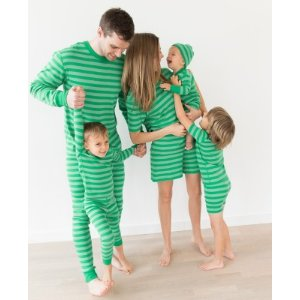 Adult Long John Pajama Top In Organic Cotton from Hanna Andersson