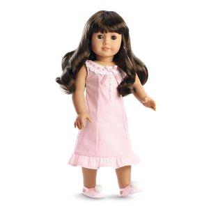 Samantha's Nightgown for 18-inch Dolls