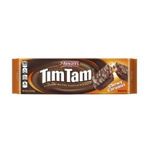 Arnott's Tim Tam Biscuits, Chewy Caramel, 6.2 Oz | Jet.com