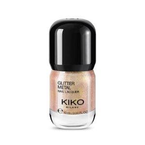 Glittery nail lacquer – Glitter Metal Nail Lacquer – KIKO MILANO