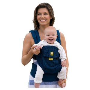 6-Position COMPLETE Airflow Baby & Child Carrier - Navy
