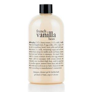 french vanilla bean