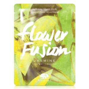 Flower Fusion™ Jasmine Softening Sheet Mask