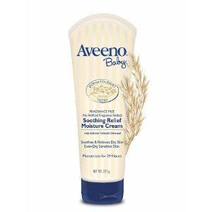 $5.19Aveeno Baby Soothing Relief Moisturizing Cream For Dry Sensitive Skin, 8 Oz.