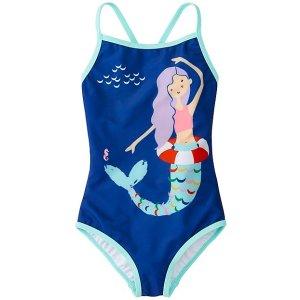Girls Crossback Art Suit | Sale 20% Off Swimwear Girls