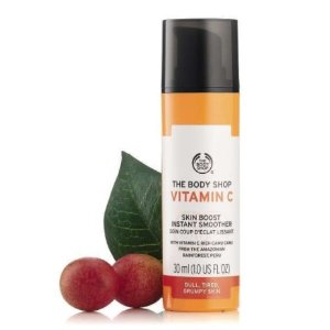 Face Serum - Anti-Oxidant Vitamin C Skincare | The Body Shop ®