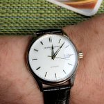 EXTRA $100 OFF FREDERIQUE CONSTANT Classics Index Automatic Men's Watch No. FC-303S5B6