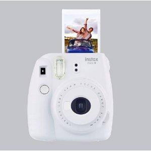 Fujifilm instax mini 9 Instant Film Camera White 16550629 - Best Buy