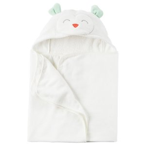 Baby Neutral Owl Hooded Towel | Carters.com