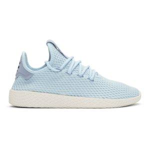 adidas Originals x Pharrell Williams - Blue Tennis Hu Sneakers