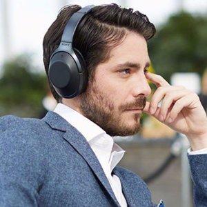$249.99SONY MDR-1000X 无线降噪耳机 黑色