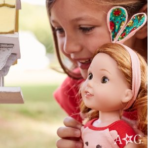 Free Shipping on Orders over $100@ American Girl