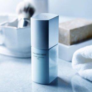 15% OFFShiseido Men's Skin Care Sale