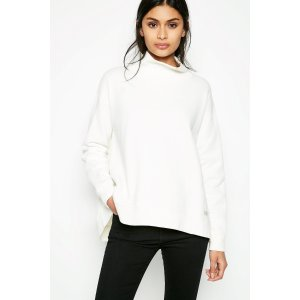 BRIDESTONES FUNNEL NECK SWEATSHIRT | JackWills US