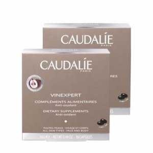 Dealmoon Exclusive! Buy One Get One 50% VineActive supplements+ 3pc GWP on $55 @ Caudalie