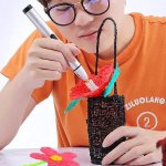 3D Printing Pen for kids Set(Low Temperature) with OLED Display