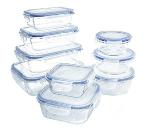 $23.791790 Glass Food Storage Container Set