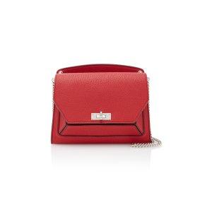 Suzy Medium Leather Shoulder Bag