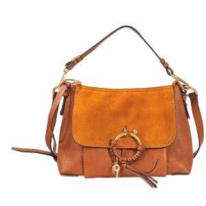 Joan Small Crossbody Bag See By Chloé Brown - Monnier Frères
