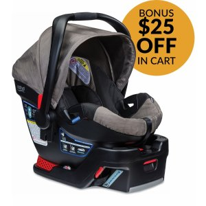 Britax B-Safe 35 Infant Car Seat - Slate Strie