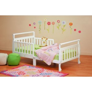 $49.88AFG Anna Toddler Bed, White