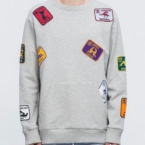 Palm Angels Kamasutra Crewneck Sweatshirt | HBX.
