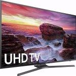 Samsung, LG, Sony 4K TVs