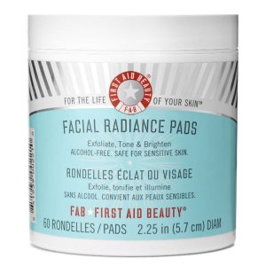 First Aid Beauty Facial Radiance Pads (60 Pads) | Buy Online | SkinStore