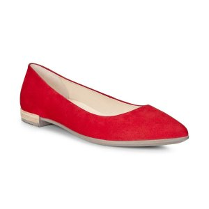 ECCO SHAPE POINTY BALLERINA | WOMENS | FORMAL SHOES | ECCO USA