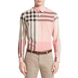 Burberry Maddiston Check Sport Shirt