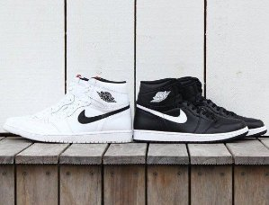 $97.47AIR JORDAN 1 RETRO HIGH OG 'Yin Yang' @ Nike Store