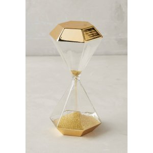 Gleaming Hourglass | Anthropologie