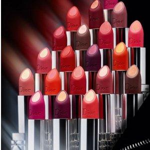 $29.75包邮新品Dior Rouge 傲姿炫金雾光唇膏