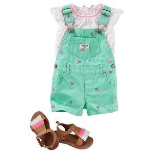 Toddler Girl OKS17MARTODD19 | OshKosh.com