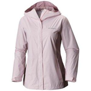 Women's Arcadia Waterproof Breathable Hooded Rain Jacket | Columbia