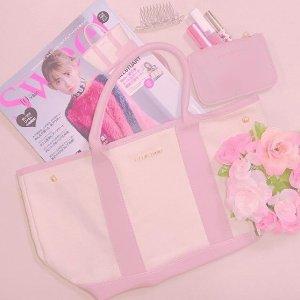 $7.71 / RMB51 直邮中美Sweet 时尚杂志2017年10月 送Jill Stuart 托特包+零钱包