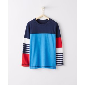 Hypersleeve Tee In Supersoft Jersey
