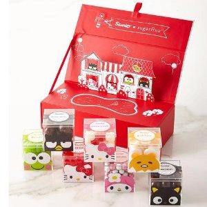7.5折+包邮 卡通系列上市Sugarfina 可爱好吃的糖果,巧克力 网红糖