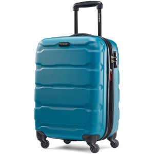Samsonite Omni 20 Inch Hardside Spinner Luggage Suitcase - Choose Color  | eBay