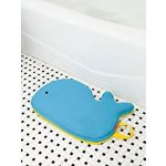 Skip Hop 可爱鲸鱼形状跪地垫,宝宝、宠物洗澡专用