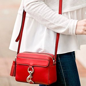 Up To 70% Off25% off orders $100 Red Bags Sale @ Rebecca Minkoff
