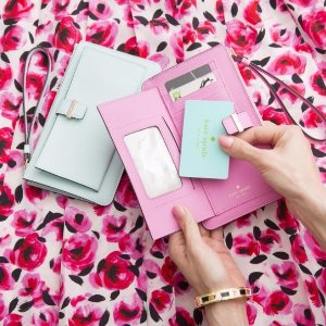 Extra 30% Off Wallets Sale @ kate spade